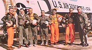 Mercury 7 -- skilled professionals and space pioneers